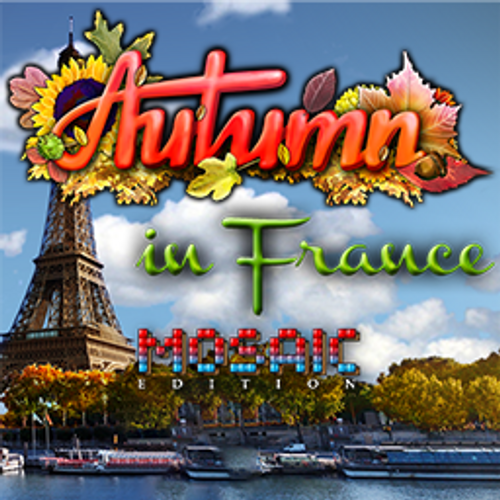 Four Seasons Around the World: Autumn in France - Mosaic Edition