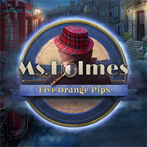 Ms. Holmes: Five Orange Pips