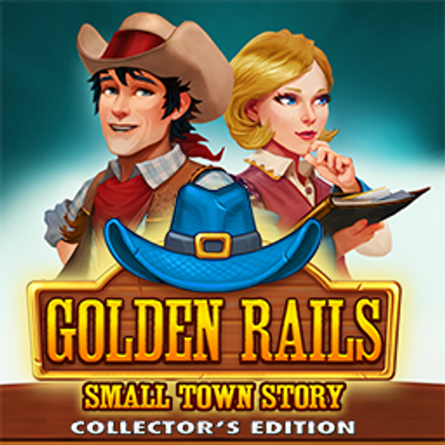 Golden Rails 2: Small Town Story Collector's Edition