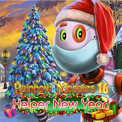 Rainbow Mosaics 16: Helper New Year