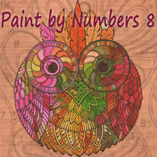 Paint By Numbers 8