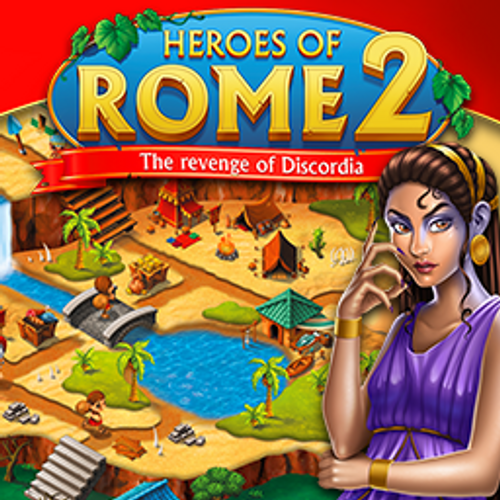 Heroes of Rome 2 - The revenge of Discordia