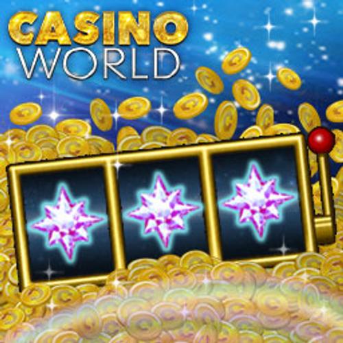 Casino World - Cosmic Chaos Slots