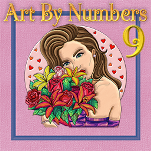Art By Numbers 9