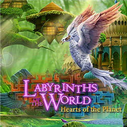 Labyrinths of the World: Hearts of the Planet