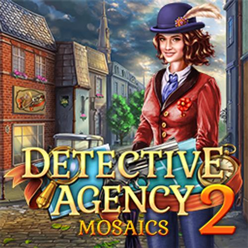 Detective Agency Mosaics 2