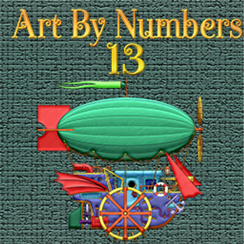 Art By Numbers 13