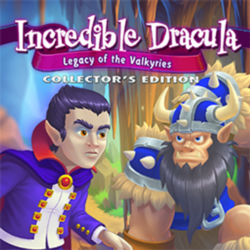 Incredible Dracula 9: Legacy of the Valkyries Collectors Edition