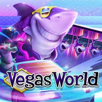 Vegas World Turbo Shark Neon Overdrive Slots