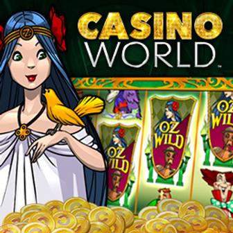 Casino World Ozma Slots