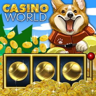 Casino World - Dog Days Slots