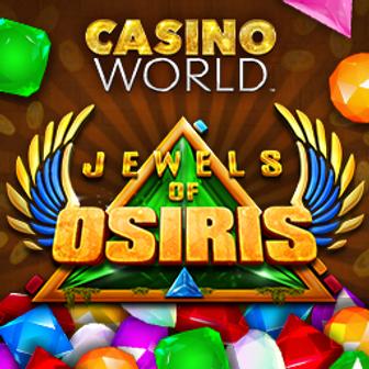 Casino World - Jewels of Osiris