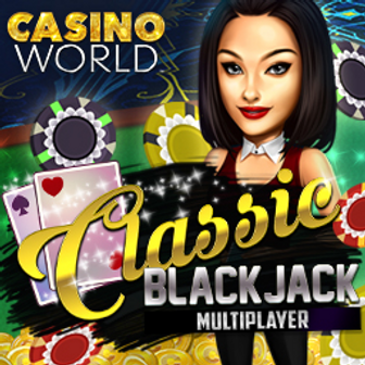 Casino World - Classic Blackjack