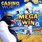 Casino World - Penguin PengWIN Slots