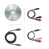 Audio-Technica AT-LP60-USB Tornamesa