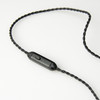 Mee Audio MIC-BK Cable Estéreo con Handsfree MMCX 3.5mm