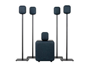 Monitor Audio MASS 5.1 Set Parlantes Home Theater