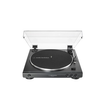 Audio-Technica AT-LP60XUSB Tornamesa - Negro