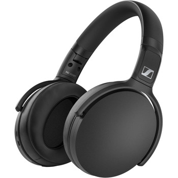 Sennheiser HD 350BT - Audífonos Bluetooth Over Ear con APTx
