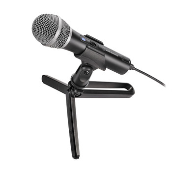 Audio-Technica ATR2100x-USB Micrófono Dinámico Cardioide USB/XLR