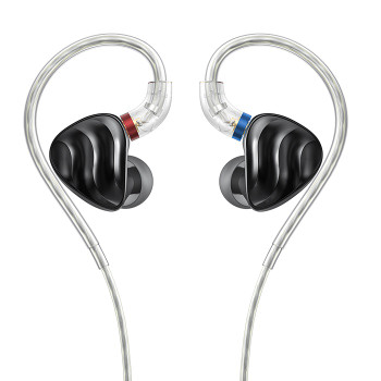 Fiio FH3 Audífonos In-Ear HiFi 3 Drivers Cable Desmontable