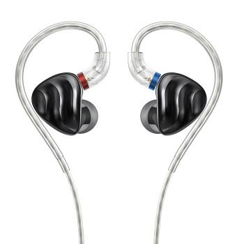 Fiio FH3 Audífonos In-Ear HiFi 3 Drivers Cable Desmontable