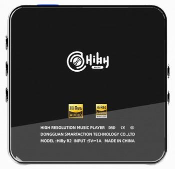 HiBy R2 Reproductor de Audio Hi-Res MQA Bluetooth