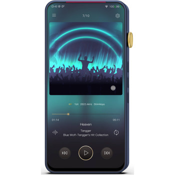 iBasso DX300 Reproductor Hi-Fi Bluetooth WiFi