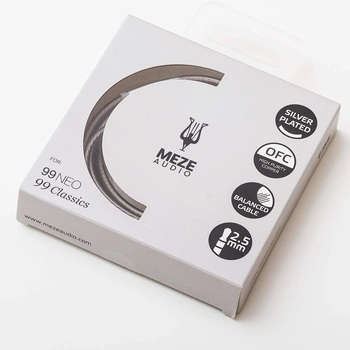 Meze Audio Cable de Audio 99 Series 2.5mm Balanceado