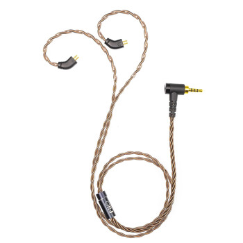 FiiO LS-2.5A Cable de Audio Balanceado 0.78mm 2 pines