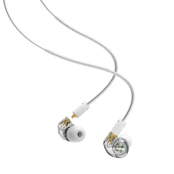 Mee Audio M7 Pro - Driver Híbrido Audífonos In-Ear - Cable Intercambiable MMCX