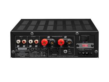 Emotiva BasX A-100 Amplificador HiFi Clase A/B