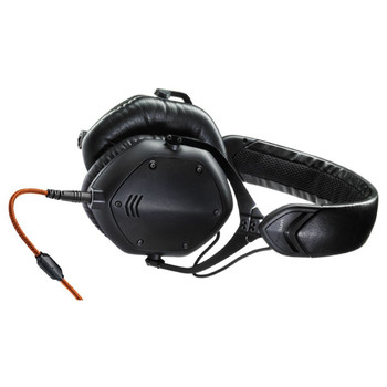 V-Moda M-100 Matte Black Audífonos Over-Ear
