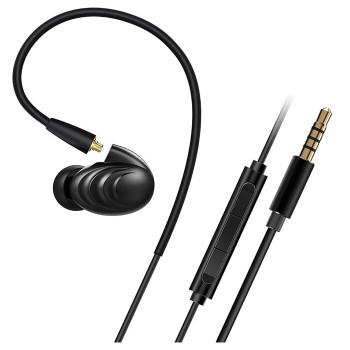 Fiio F9 Audífonos In-Ear HiFi Cable Desmontable MMCX 3 Drivers