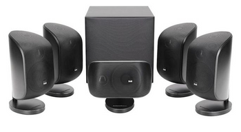 Bowers & Wilkins MT-50 Sistema HiFi 5.1