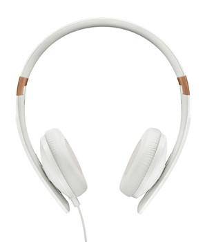 Sennheiser HD2.30G Handsfree Audífonos On-Ear - Blanco