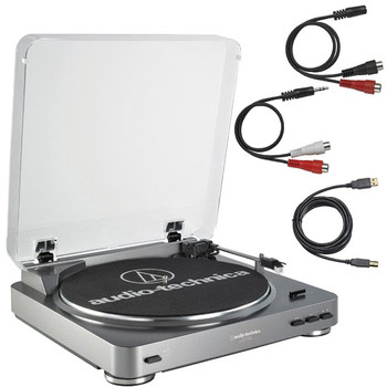 Audio-Technica AT-LP60-USB Tornamesa