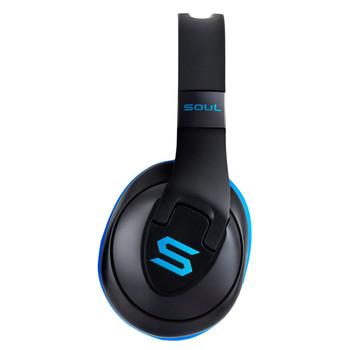 Soul X-TRA Over Ear Wireless Audifonos Deportivos Bluetooth