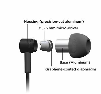 Pioneer SE-CH3T - Audifonos con Handsfree Hi-Res Audio