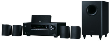 Onkyo HT-S3800 - Home Theater 5.1  Altavoces/Receptor Bluetooth