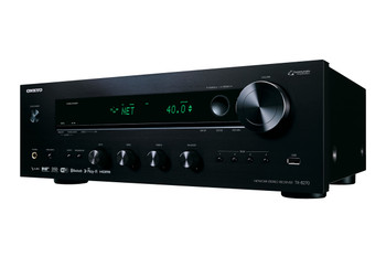 Onkyo TX-8270 - Receiver Estereo de Red WiFi Radio