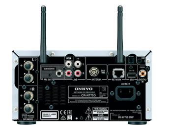 Onkyo CR-N775D - Amplificador Estereo de Red