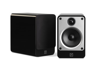 Q-Acoustics Q Concept 20 Parlantes Negro (Par)