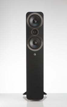 Q-Acoustics Q3050i Parlantes Torre Negro (Par)