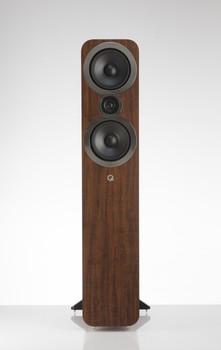 Q-Acoustics Q3050i Parlantes Torre Nogal (Par)