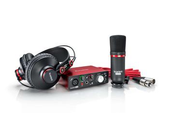 Focusrite Scarlett Solo Studio Pack (2nd Gen) Interfaz de Audio