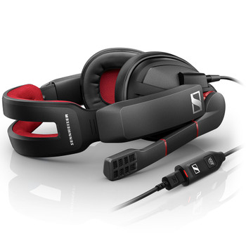 Sennheiser GSP 350 Gaming - USB Audífonos Over-Ear