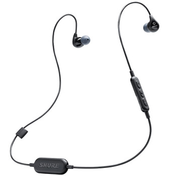Shure SE112 Negro - Audífonos In-Ear Wireless Bluetooth