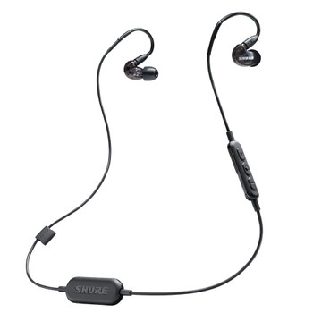 Shure SE215 Negro - Audífonos In-Ear Wireless Bluetooth