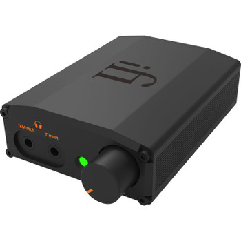 iFi Audio Nano iDSD DAC Amplificador - Negro